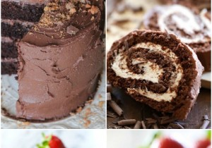 More Than 60 Amazing Cake Recipes! No matter what kind of cake you are in the mood for, it's here!