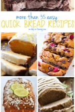 More Than 35 EASY Quick Bread Recipes