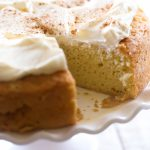 Tres Leches Cake... Let me just say, this cake will knock your socks off! It is SO moist and delicious beyond words! This recipe is definitely a must try!