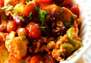 Frito Salad... this is one of my MOST REQUESTED recipes for get togethers! With so many fun and delicious flavors and ingredients, its no wonder its always a hit!