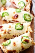 Cheesy Jalapeno Bacon Bread