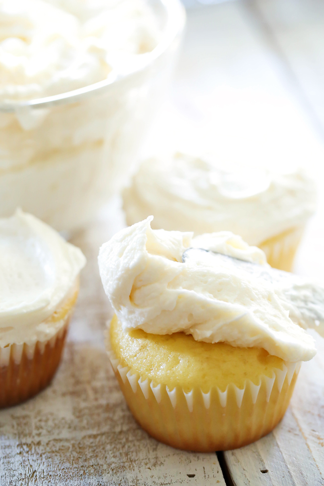 This Classic Buttercream Frosting recipe is perfection! Perfect ...