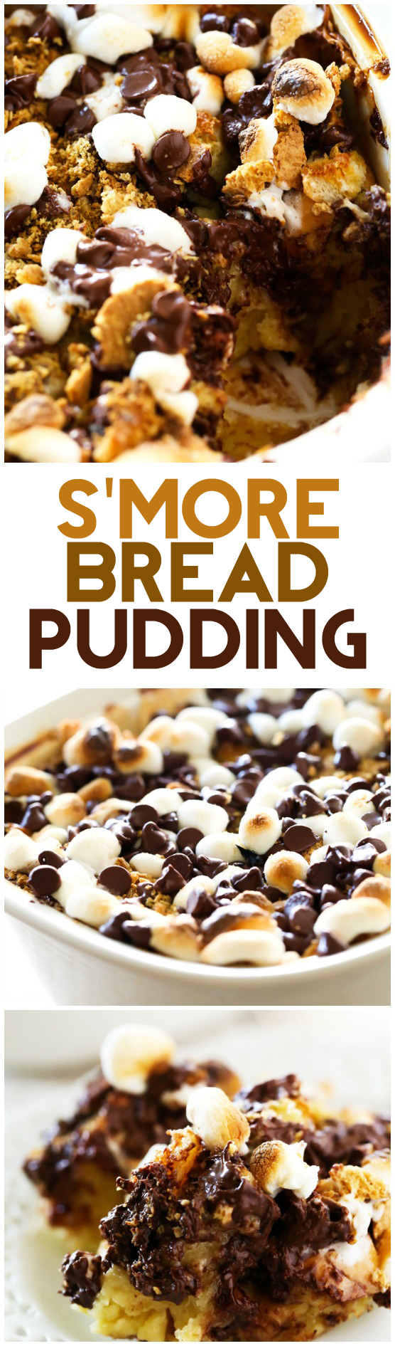 soft bread reinvented bread puddings smores bread pudding forward s ...