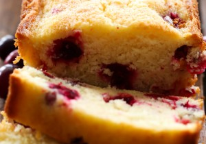 This Cranberry Lemon Pound Cake is super delicious. It is moist, refreshing and super simple to make. It is perfect for the holiday season.