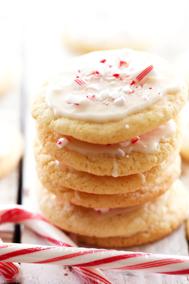 Peppermint sugar cookies chef in training peppermint sugar cookies these cookies are amazing and perfect for the holidays forumfinder Images