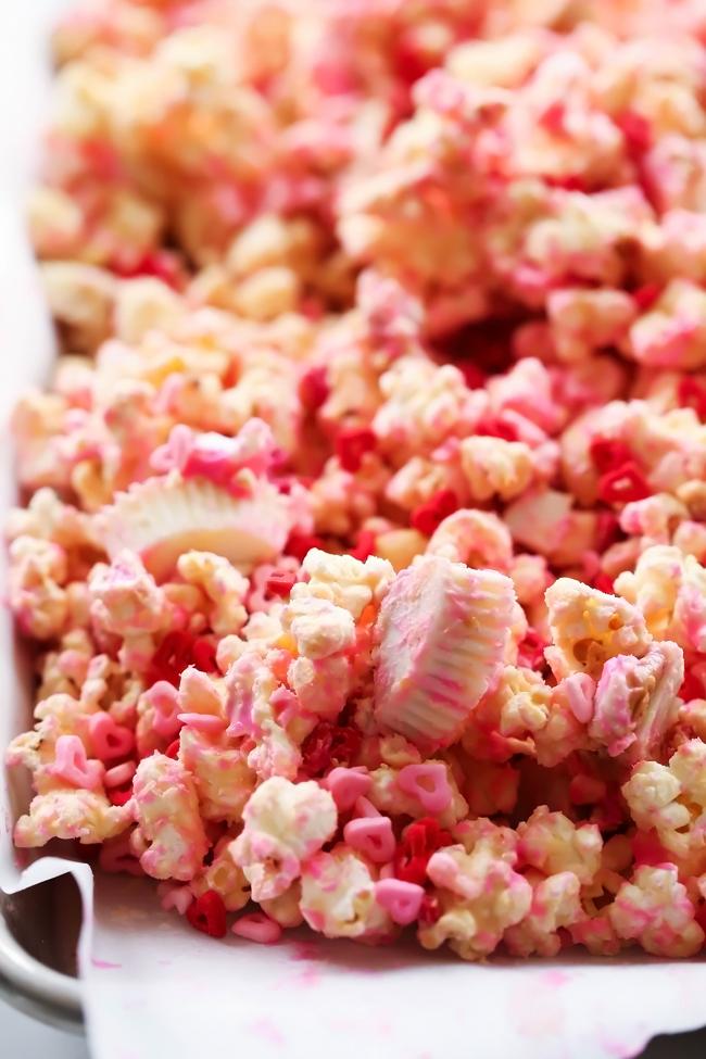 ... butter cream reese s peanut butter popcorn peanut butter popcorn