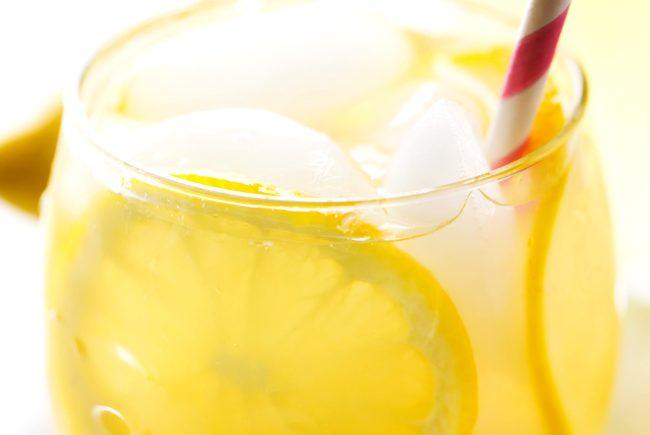 Best Ever Homemade Lemonade