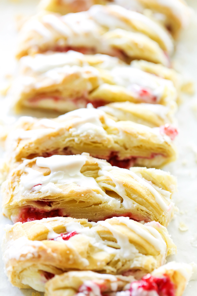 recipe: cream cheese puff pastry danish [3]