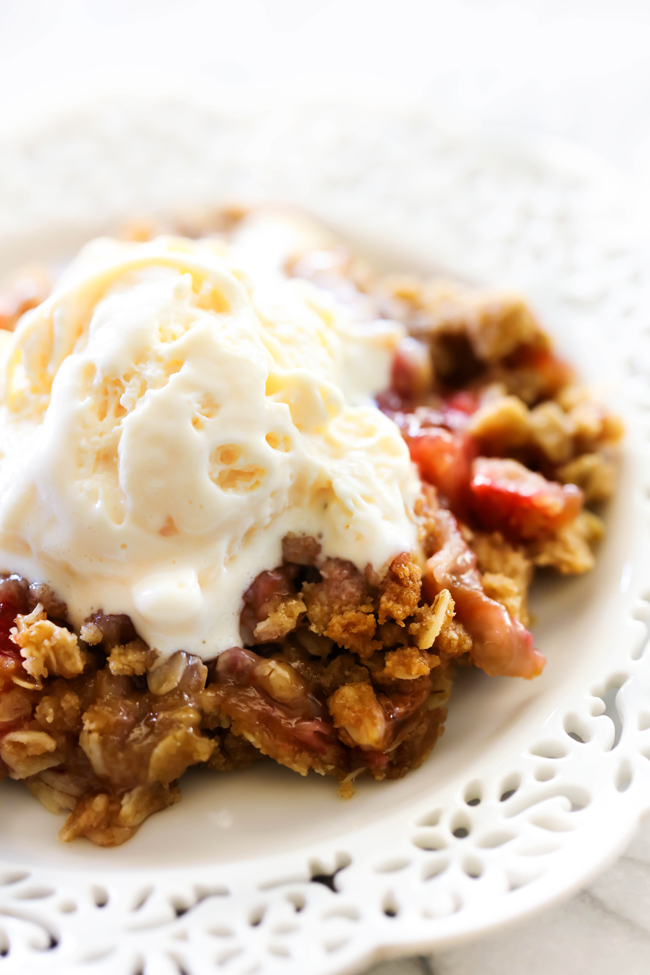... crisp and apple crisp on the blog and highly suggest you try them