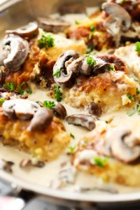 pan-fried-creamy-mushroom-chicken-1