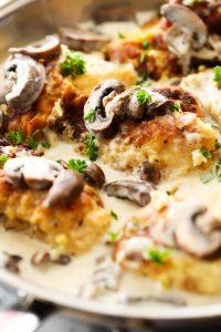 pan-fried-creamy-mushroom-chicken-1