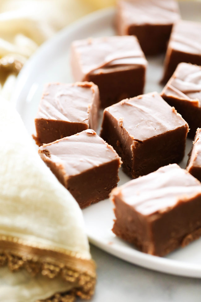 Best Ever Classic Fudge Recipe Chef In Training