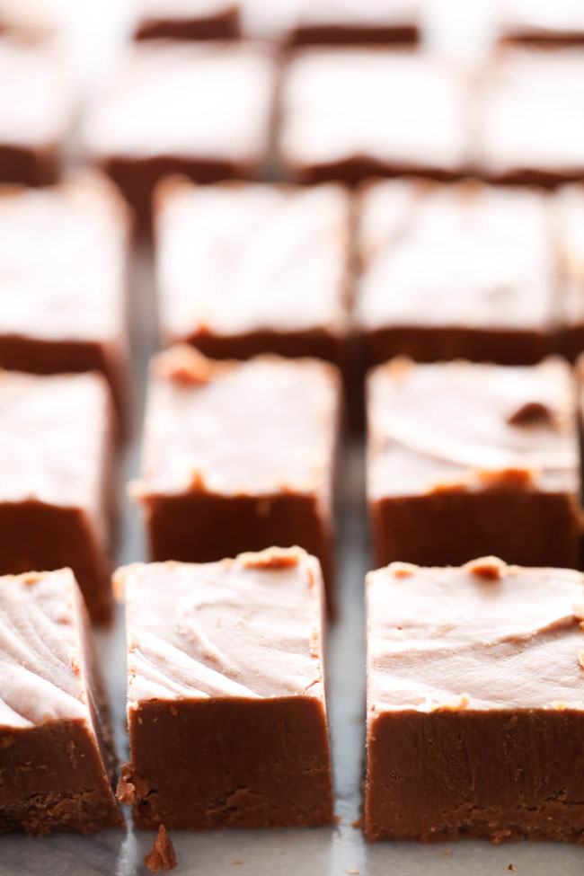 This truly is the Best Ever Classic Fudge Recipe. It is creamy, smooth and has the best flavor! If you have been on the hunt for that outstanding fudge recipe, give this a try! You will throw all other recipes away after sampling how yummy this one is. It is my go-to for all things fudge and is so easy to change and jazz up how ever you'd like!